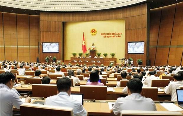 越南第十四届国会第五次会议公报(第六号) hinh anh 1