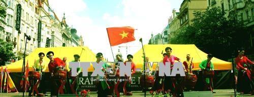 越南在2018布拉格国际文化艺术节获得成功 hinh anh 2