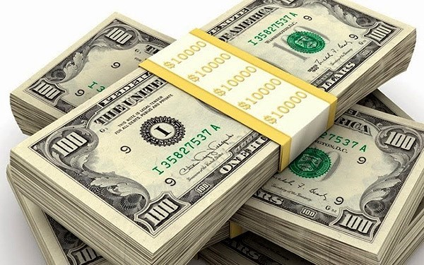 28日越盾兑美元中心汇率上涨7越盾 hinh anh 1