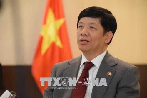 越南驻日本大使:越日双方力争推动纵深战略伙伴关系迈上新台阶 hinh anh 1