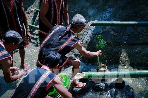 水滨祭祀仪式——嘉莱族的特色文化之美 hinh anh 1