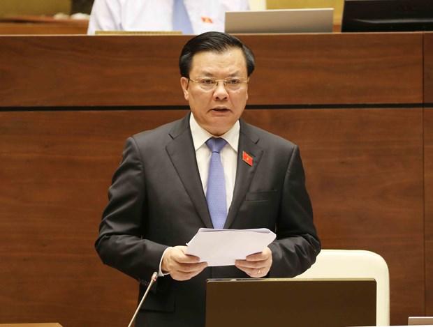 第十四届国会第五次会议:加强对国家财政预算管理的监察检查工作 hinh anh 1