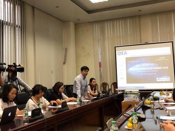 越南区块链高峰论坛将于6月初举行 hinh anh 1