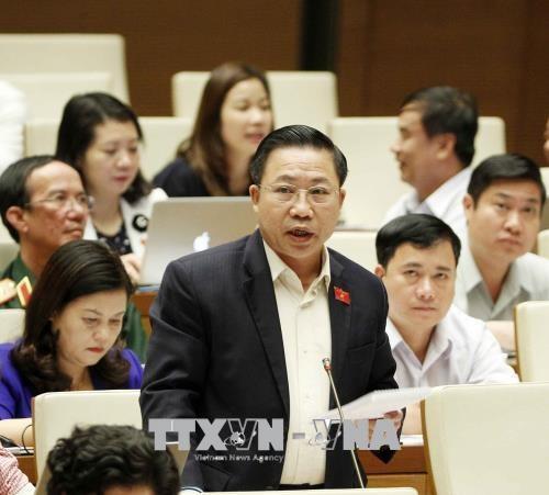 越南第十四届国会第五次会议公报(第八号) hinh anh 1