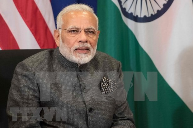 """印度总理莫迪强调东盟国家在""""向东行动""""政策中的作用 hinh anh 1"""
