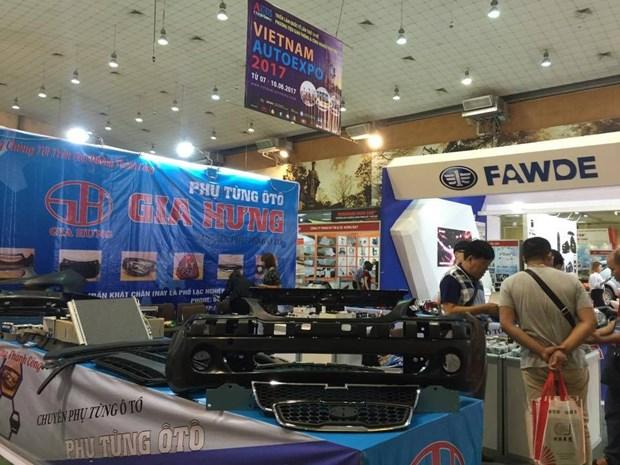 2018年越南国际汽车摩托车工业展览会举办在即 hinh anh 1
