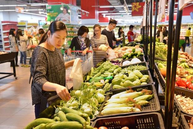 5月份胡志明市消费价格指数环比略增 hinh anh 1