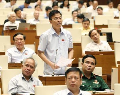 越南第十四届国会第五次会议公报(第九号) hinh anh 1