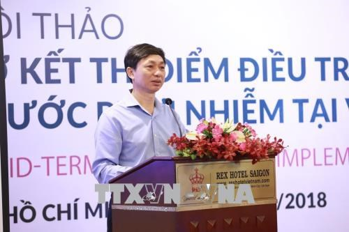 近1200越南人已用上艾滋病暴露前预防性用药 hinh anh 2