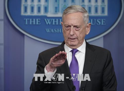 美防长:美国将继续维持其在东海的存在 hinh anh 1