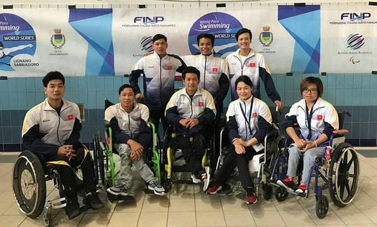 越南获得36份亚洲残疾人运动会入场券 hinh anh 1