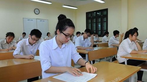 河内市为2018年高中会考和高考统一考试做好准备 hinh anh 1