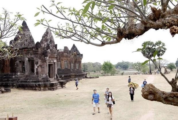 旅游业为老挝经济作出重要贡献 hinh anh 1
