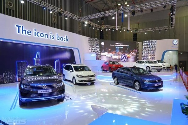 2018年越南汽车展览会将于10月举行 hinh anh 1