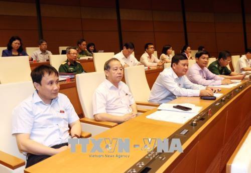 越南第十四届国会第五次会议公报(第十号) hinh anh 1