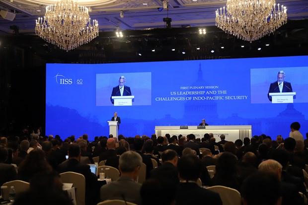 美国国防部长马蒂斯:没有一个国家能够而且应该主导印度-太平洋地区 hinh anh 1