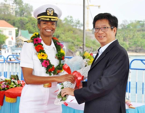 《2018年太平洋伙伴计划》在庆和省圆满结束 hinh anh 1