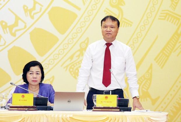 越南工贸部支持将越中钢铁项目从工贸行业损失万亿越盾的项目名单中去除 hinh anh 1