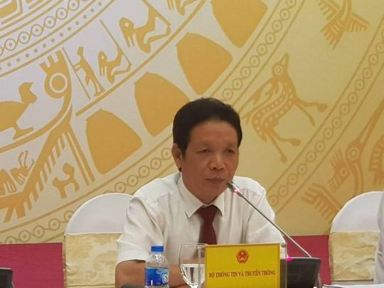 越南信息与传媒部副部长:Mobifone公司收购AVG一案不造成损失 hinh anh 1