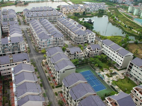 越南河内房产市场:活跃而不热 hinh anh 1