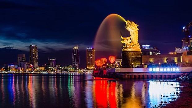 越南岘港市成为韩国游客优先选择的旅游目的地 hinh anh 1