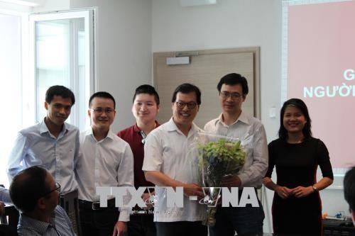 瑞士越南知识分子和专家协会正式成立 hinh anh 1