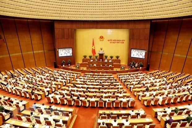 第十四届国会常务委员会第五次会议:选民意见办理情况明显改善 hinh anh 1