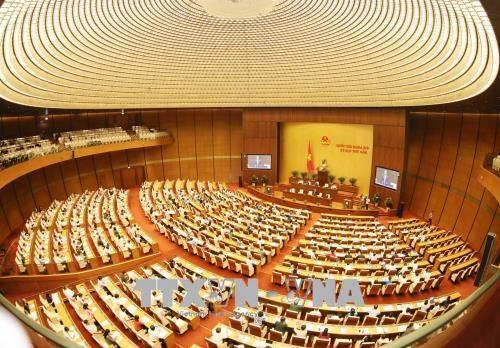 越南第十四届国会第五次会议公报(第十二号) hinh anh 1