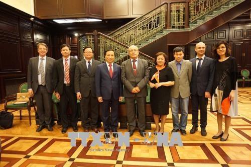 莫斯科大学欢迎越南学生赴该校学习 hinh anh 2