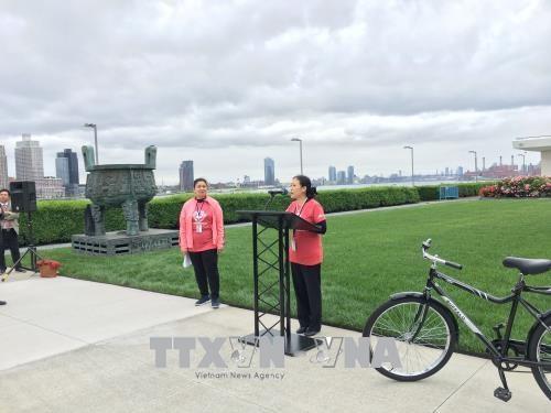 世界自行车日: 越南强调了自行车对可持续发展的贡献 hinh anh 1