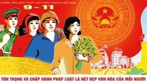"""挫败敌对势力的""""和平演变""""阴谋:越南国家法律系统是不可歪曲的 hinh anh 1"""
