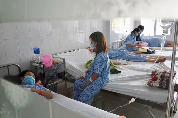 胡志明市慈愈医院甲型H1N1流感疫情基本得以控制 hinh anh 1