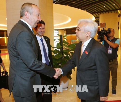 越南与捷克加强教育合作 hinh anh 1