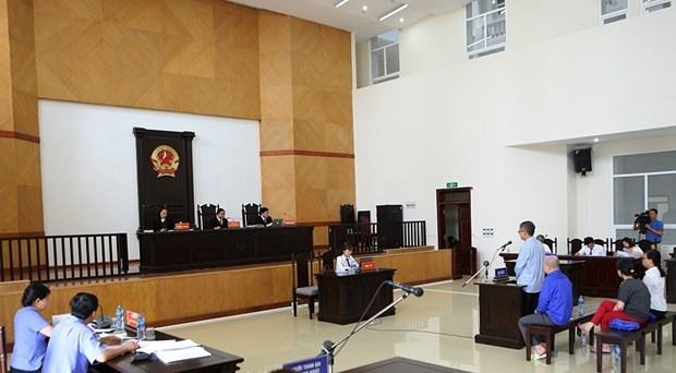 PVP Land贪污案二审法院今日开庭 hinh anh 1