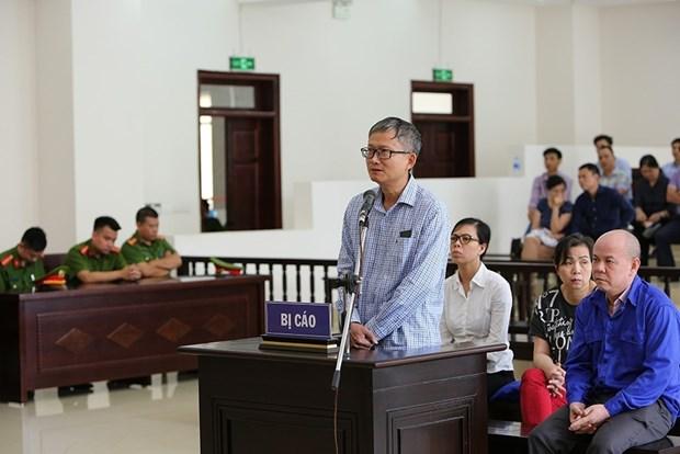 PVP Land贪污案二审法院今日开庭 hinh anh 2