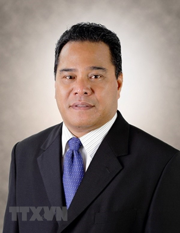 密克罗尼西亚联邦国会议长开始对越南进行正式访问 hinh anh 1