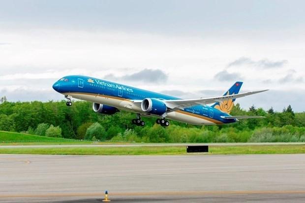 越南航空航班增加近3000班次迎来暑假高峰期 hinh anh 1