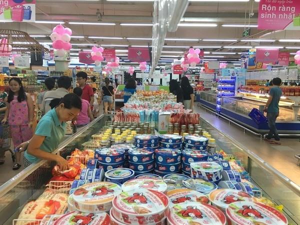 胡志明市零售市场有强劲活力 hinh anh 1