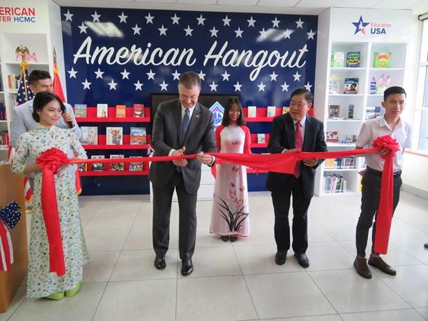 美国首次在越南建立互动学习型模式 hinh anh 1