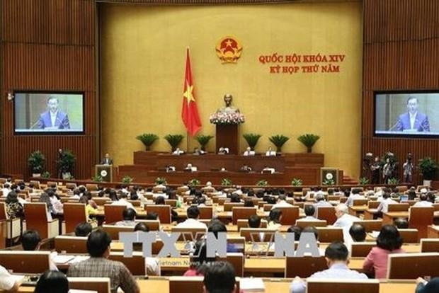 《高等教育法若干条款修改补充法(草案)》彻底改革越南高等教育 hinh anh 1