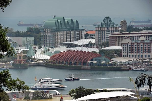"""新加坡为美朝领导人会晤扩大""""特别活动区"""" hinh anh 1"""