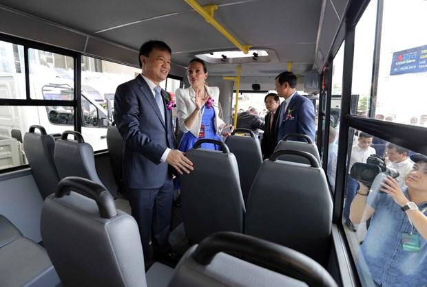 工贸部副部长杜胜海:越南汽车、摩托车和辅助产业发展潜力巨大 hinh anh 1