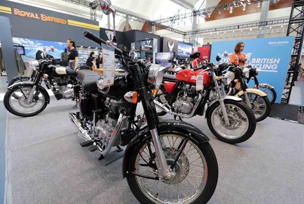 工贸部副部长杜胜海:越南汽车、摩托车和辅助产业发展潜力巨大 hinh anh 2