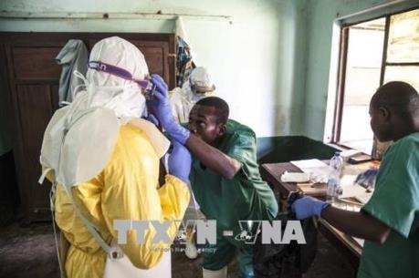越南卫生部门提高警惕 严防埃博拉疫情 hinh anh 1