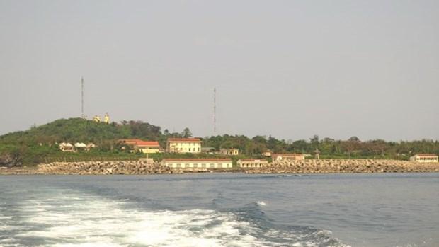 越南海洋岛屿周:广治省将草洲岛旅游发展与生态保护相结合 hinh anh 2