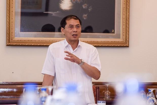 2018年世界经济论坛东盟峰会组委会第二次会议在河内召开 hinh anh 1