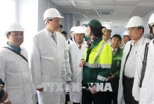 越南广宁省与俄罗斯伊尔库茨克州加强合作 hinh anh 2