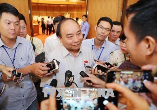 越南政府总理阮春福:经济特区土地租赁期限将进行合理地调整 hinh anh 1