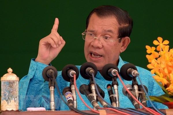 柬埔寨首相提出继续执政十年的目标 hinh anh 1