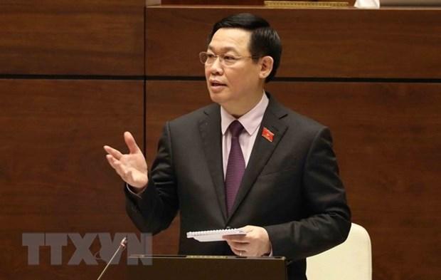 越南第十四届国会第五次会议:延迟退休年龄要考虑许多因素 hinh anh 1